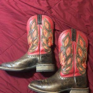 Ariat Cowboy Boots (Size 9) Men's